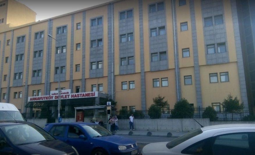 Arnavutköy Devlet Hastanesi 1