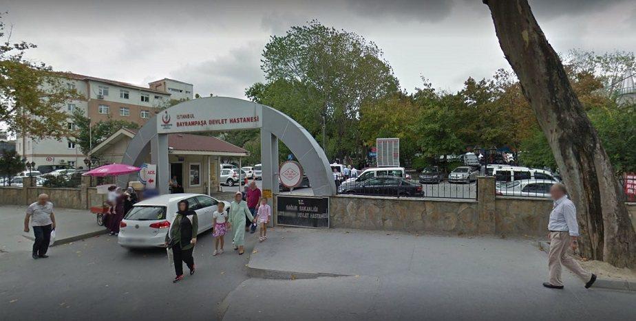 Bayrampaşa Devlet Hastanesi 1