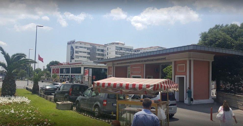 Bezmialem Vakıf Üniversitesi Tıp Fakültesi Hastanesi 1