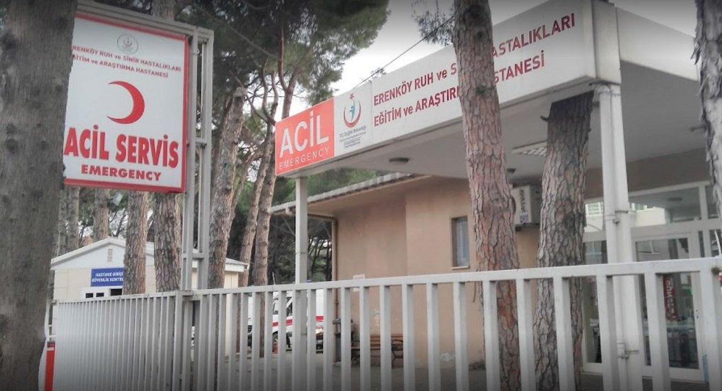 Erenköy Ruh Ve Sinir Hastalıkları Eğitim Ve Araştırma Hastanesi 2