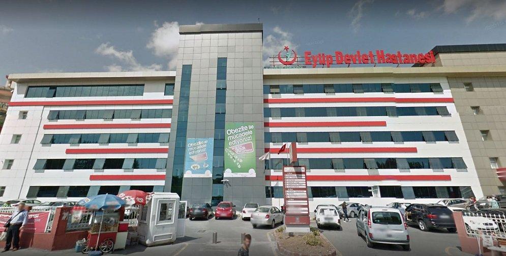 Eyüp Devlet Hastanesi 1