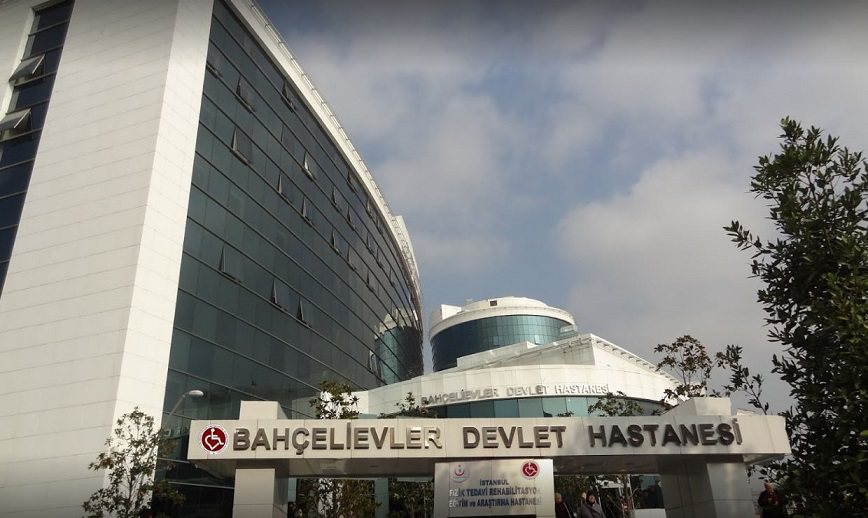 İstanbul Fizik Tedavi Ve Rehabilitasyon Eğitim Ve Araştırma Hastanesi 2