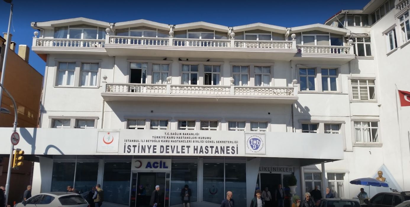 İstinye Devlet Hastanesi 1