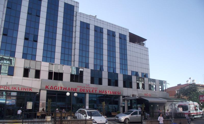 Kağıthane Devlet Hastanesi 1