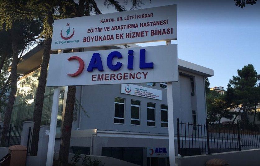 Kartal Lütfi Kırdar EAH Büyükada Ek Hizmet Binası 2