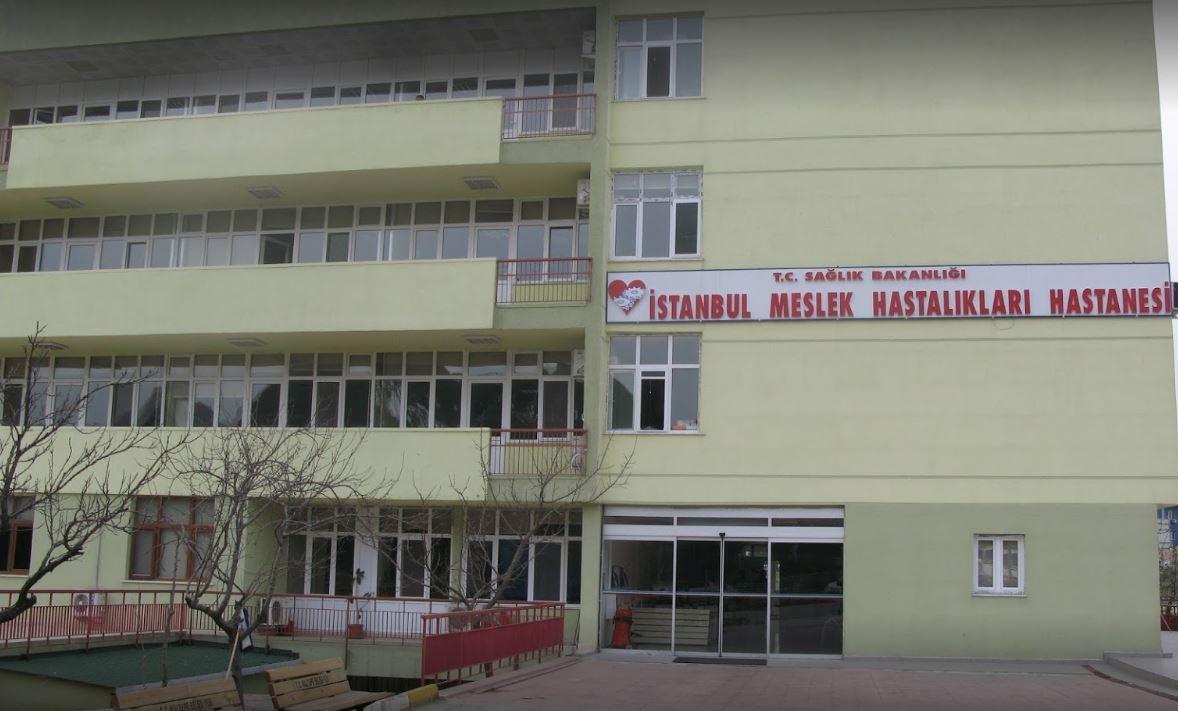Meslek Hastalıkları Hastanesi 1