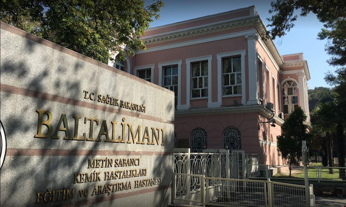 Metin Sabancı Baltalimanı Kemik Hastalıkları Eğitim Araştırma Hastanesi 2
