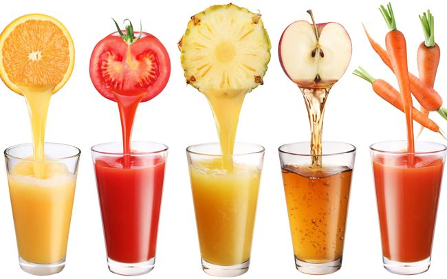 Meyve Suları ve Yararları 1