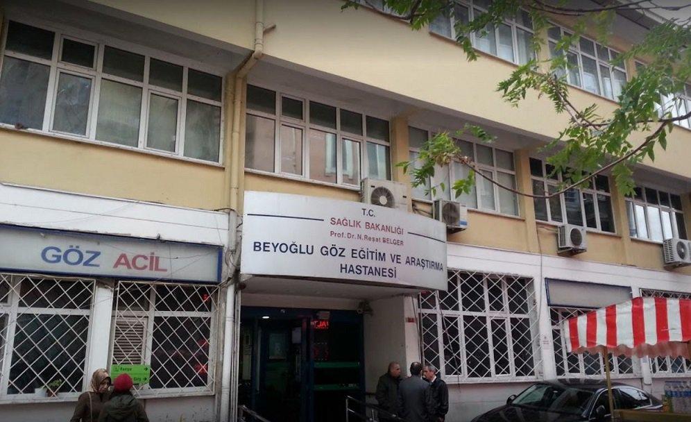 Prof. Dr. N.Reşat Belger Beyoğlu Göz Eğitim Ve Araştırma Hastanesi 2