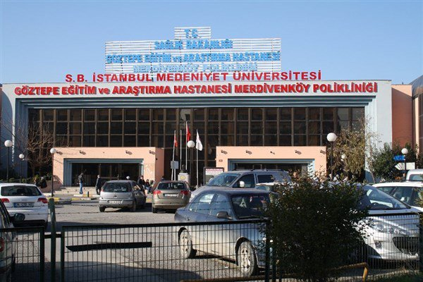 Sağlık Bakanlığı İstanbul Medeniyet Üniversitesi Göztepe Eğitim ve Araştırma Hastanesi 1