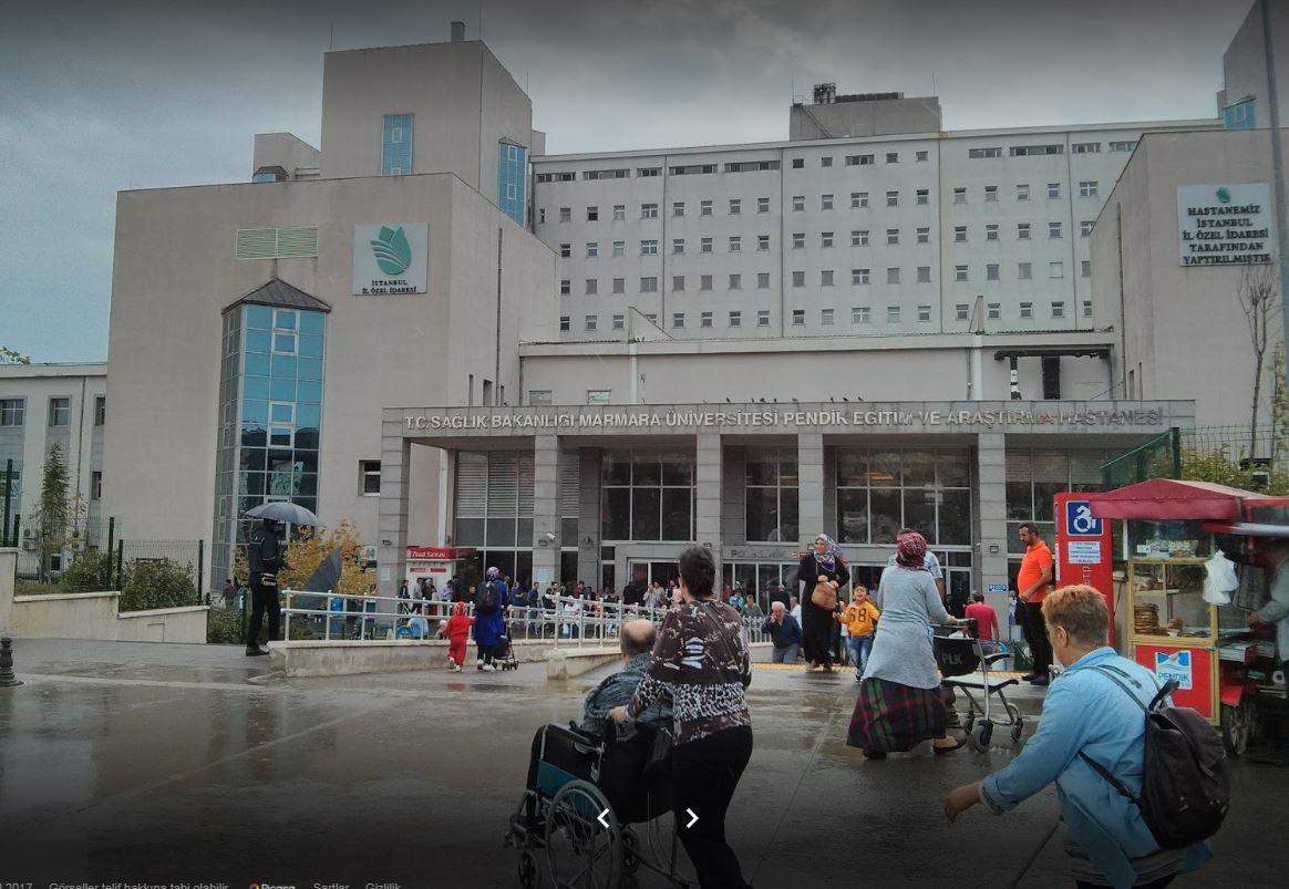 Sağlık Bakanlığı Marmara Üniversitesi Pendik Eğitim Ve Araştırma Hastanesi 1