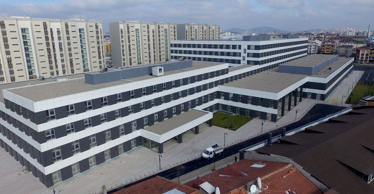 Şehit Prof. Dr. İlhan Varank Sancaktepe Eğitim ve Araştırma Hastanesi 3