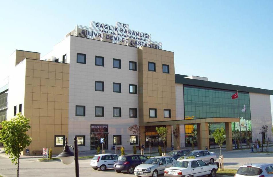 Silivri Prof. Dr. Necmi Ayanoğlu Devlet Hastanesi 2