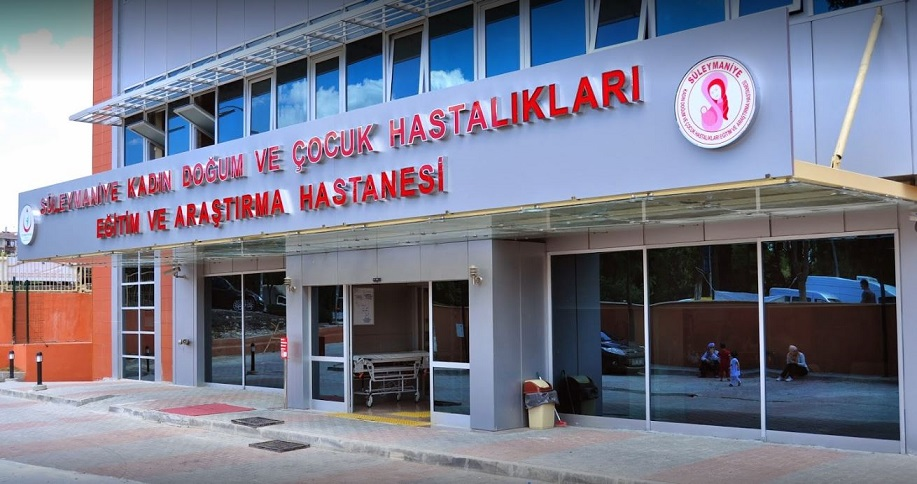 Süleymaniye Doğum Ve Kadın Hastalıkları Eğitim Araştırma Hastanesi 7