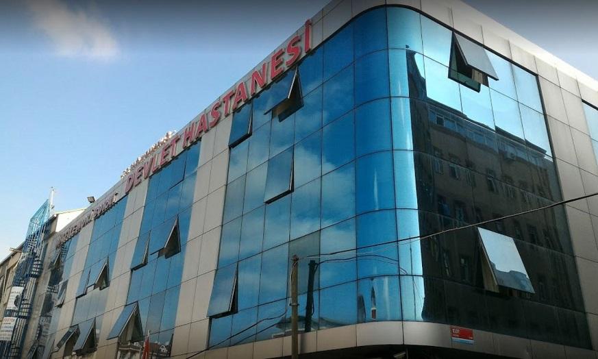Sultançifliği Lütfiye Nuri Burat Devlet Hastanesi 2