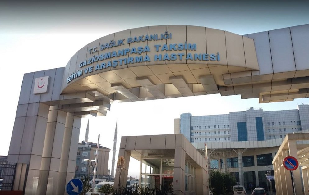 Gaziosmanpaşa Devlet Hastanesi 1