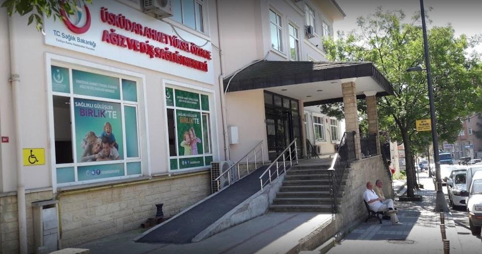 Ahmet Yüksel Özemre Ağız ve Diş Sağlığı Merkezi 1