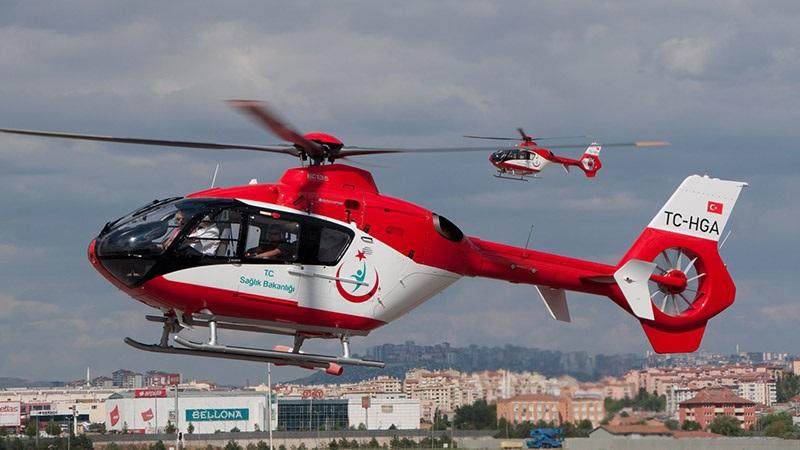 Hava Ambulansı 3