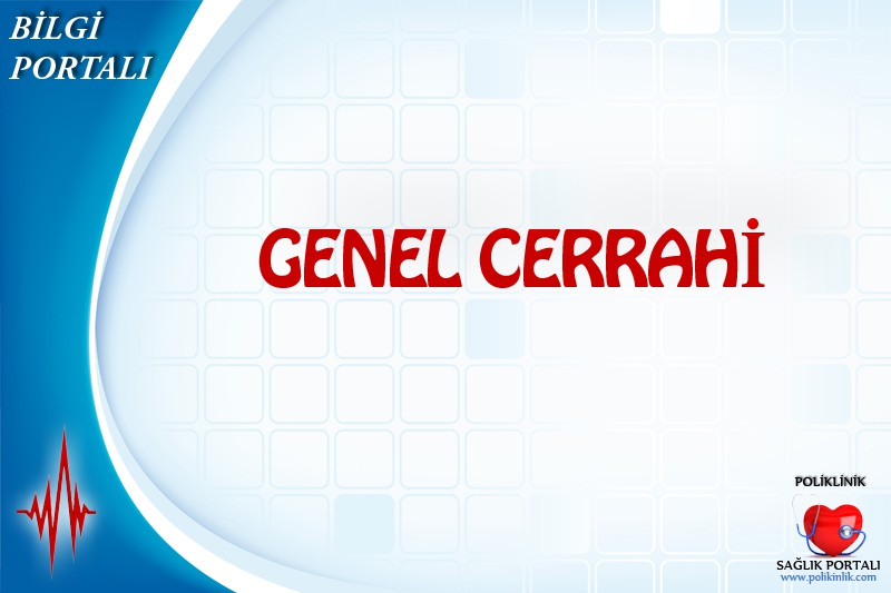 Genel Cerrahi 1