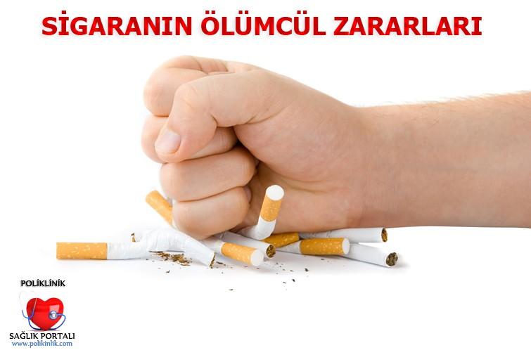 Sigaranın Ölümcül Zararları 4