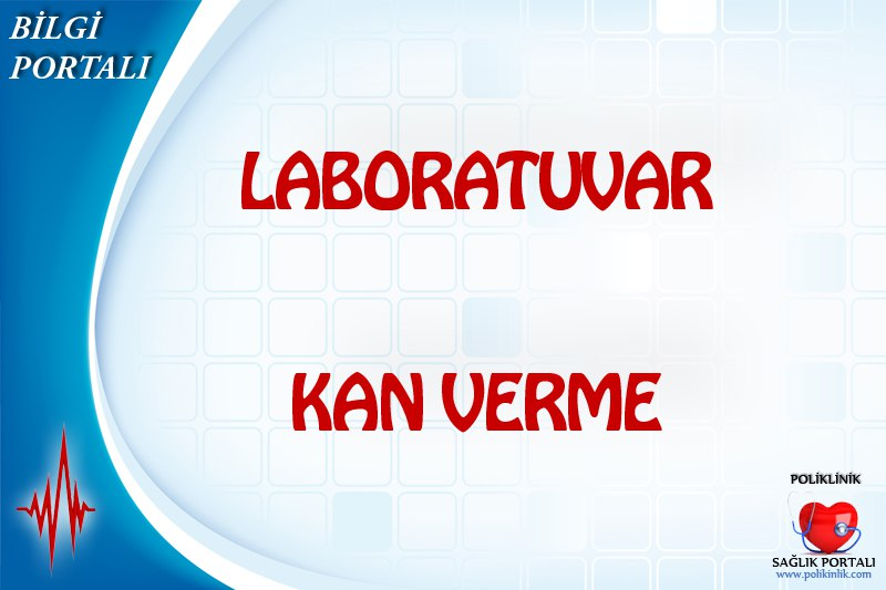 Laboratuvar İşlemleri 2