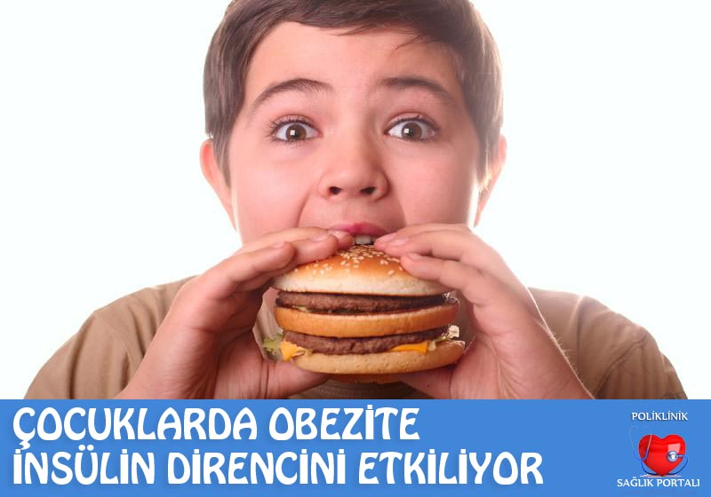 Çocuklarda Obezite İnsülin Direncini Etkiliyor 2