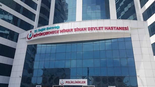 Büyükçekmece Mimar Sinan Devlet Hastanesi hizmete başladı 1