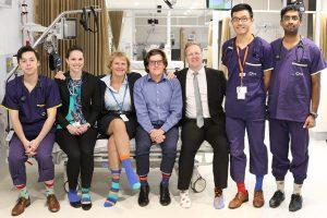 Hekimlerden Çılgın Çorap Kampanyası 2