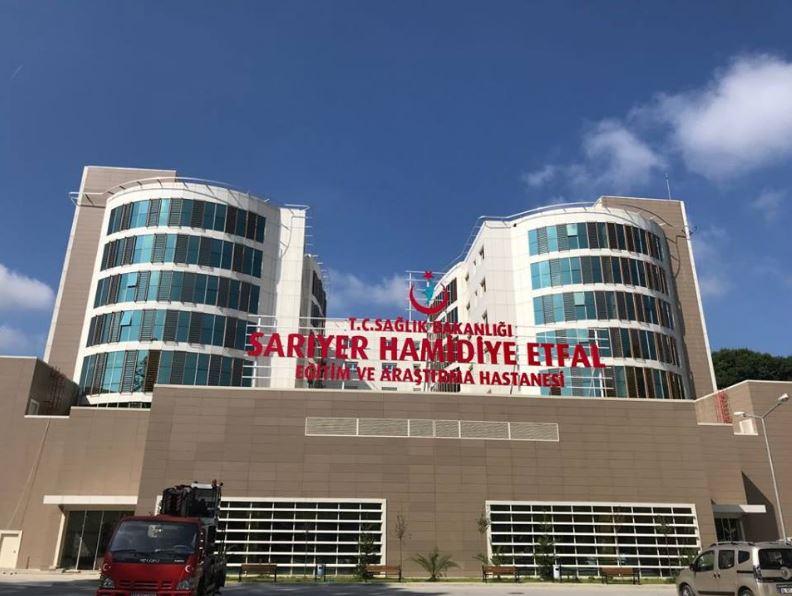 Sarıyer Hamidiye Etfal Eğitim ve Araştırma Hastanesi 3