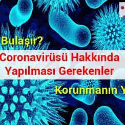 Coronavirüsü Hakkında Yapılması Gerekenler 9