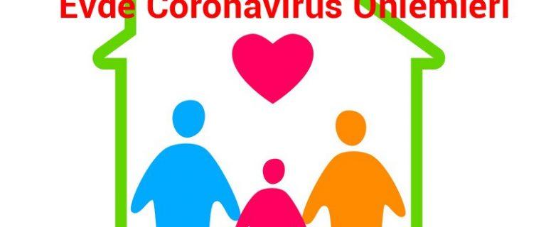 Evde Coronavirüs Önlemleri 3