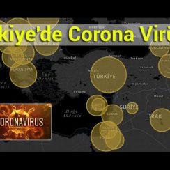 Türkiye'de Corona Virüsü - Yeni Koronavirüs Hastalığı (COVID-19) 13